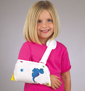 FLA - Pediatric Cradle Arm Sling