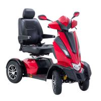 Drive Medical - King Cobra Executive Power Scooter, 4 Wheel, 22