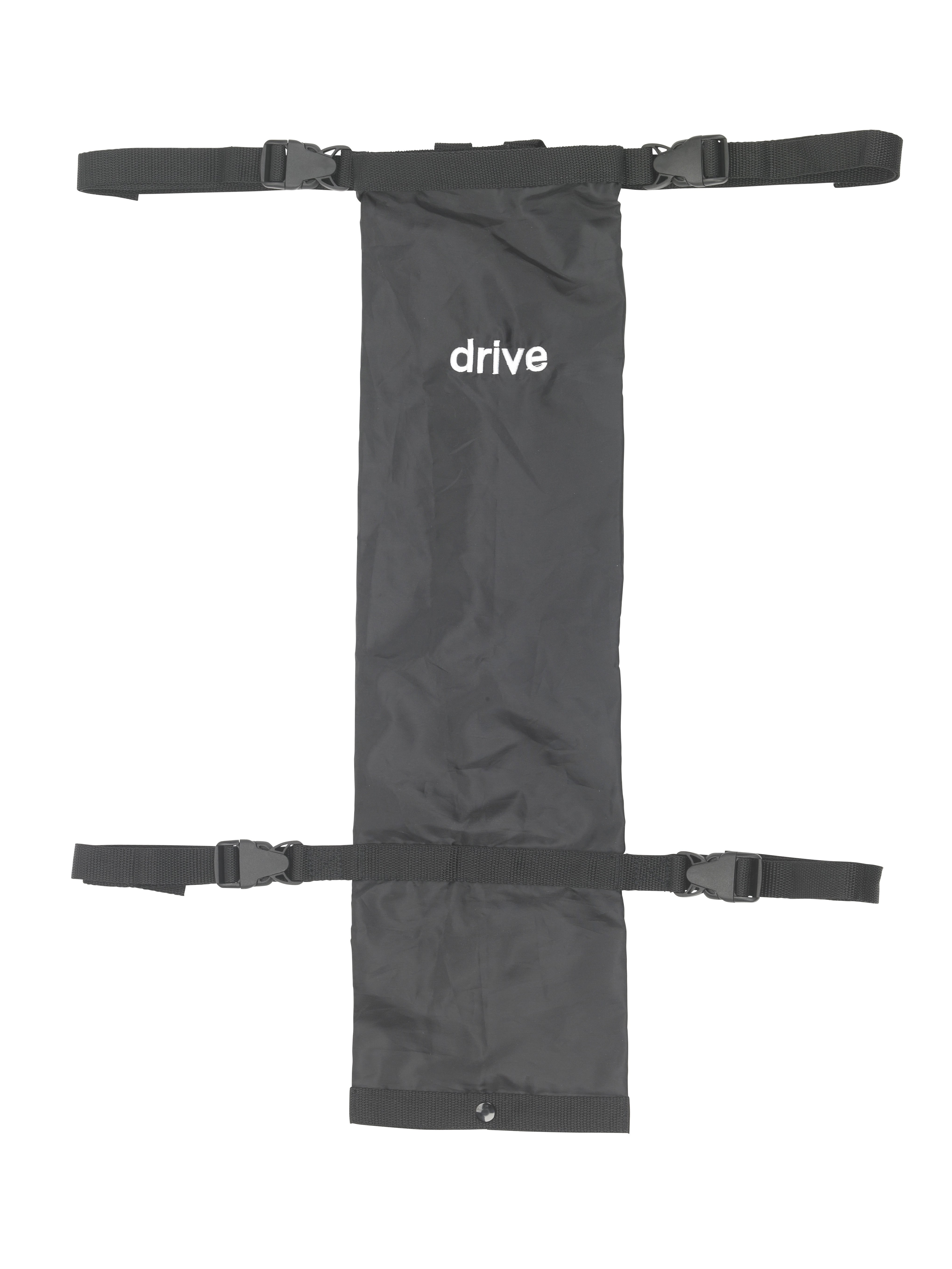 Drive Medical - Wheelchair Carry Pouch for Oxygen Cylinders