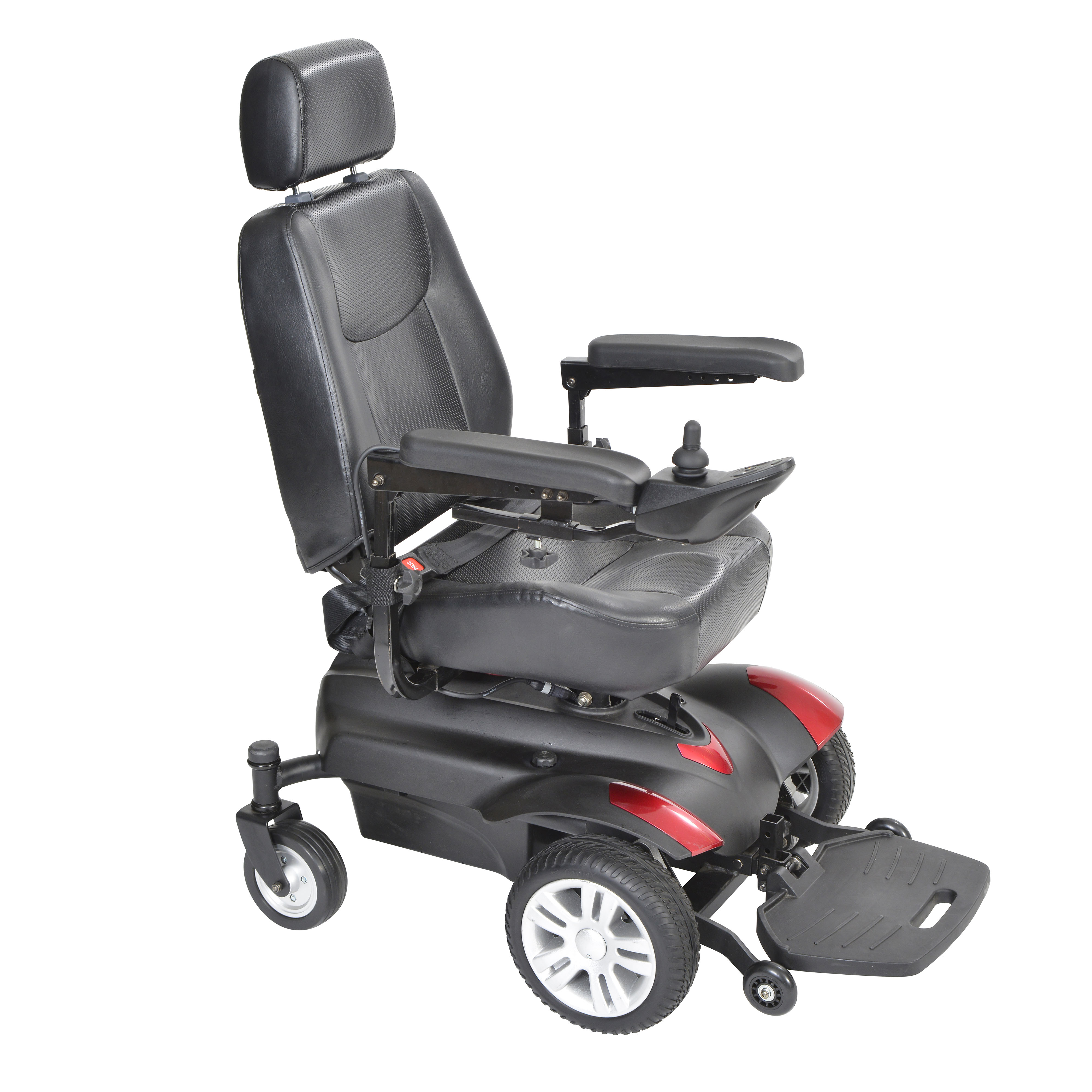 Drive Medical - Titan Transportable Front Wheel Power Wheelchair