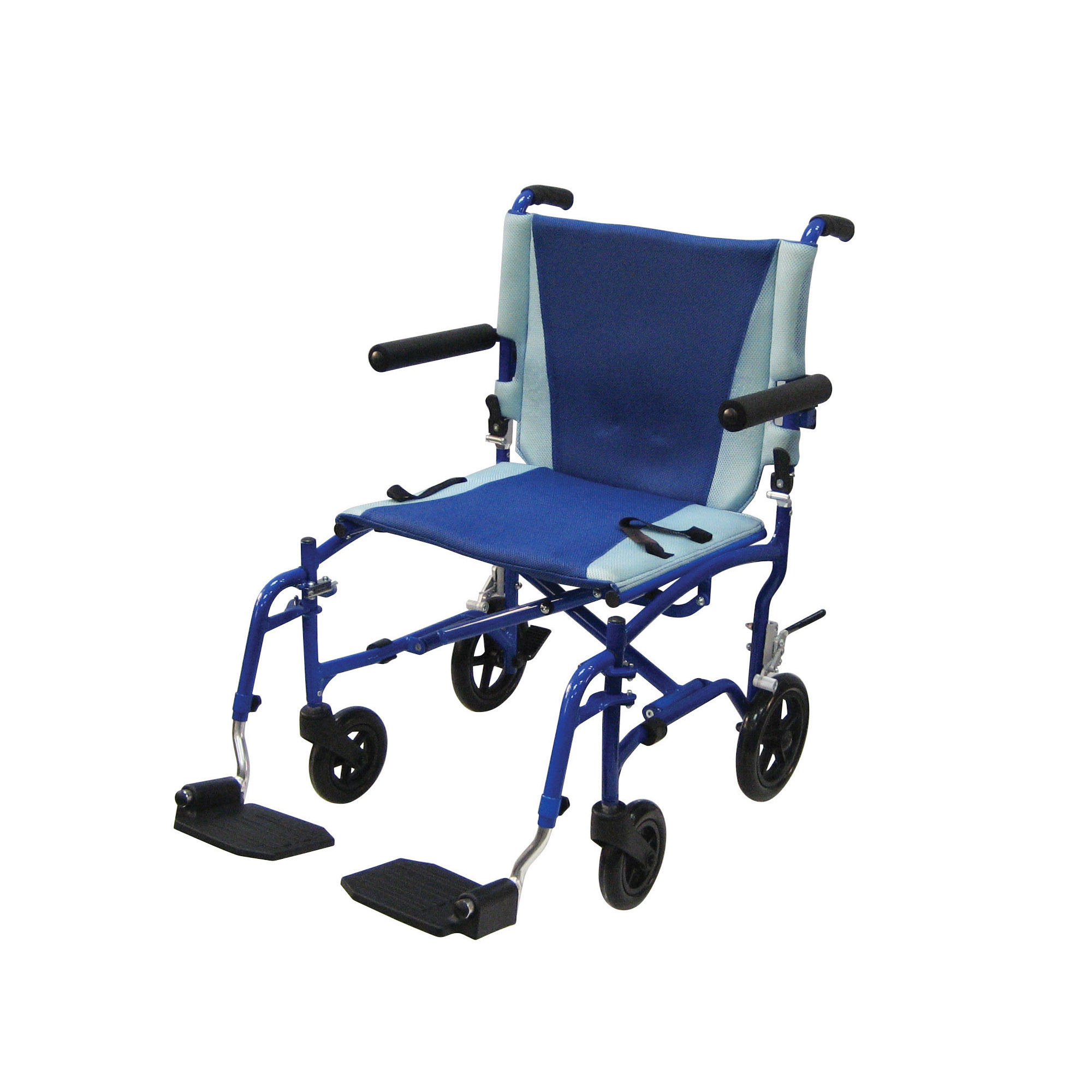 Drive Medical - TranSport Aluminum Transport Wheelchair